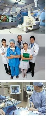 World Class Hospitals in India