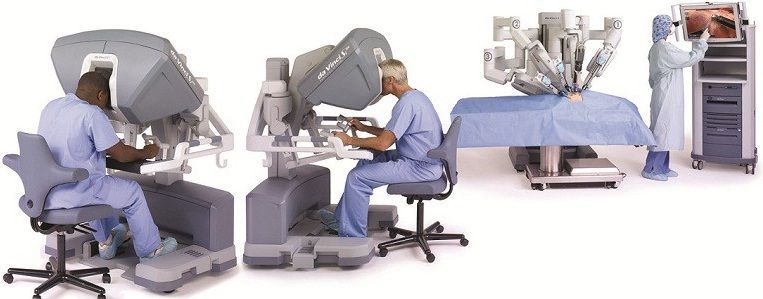 Robotic Surgery system