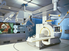 robotic heart surgery operation