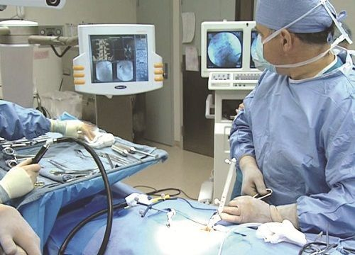 scopic Brain Tumor Neurosurgery