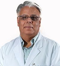 Dr. Vinod Raina - Head of Medical Oncology at AIIMS - Best Cancer specialist in India