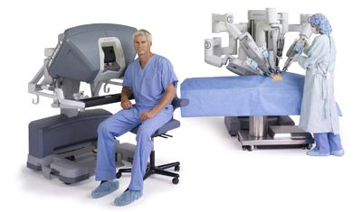 Advanced Robotic Surgery for Prostate Cancer