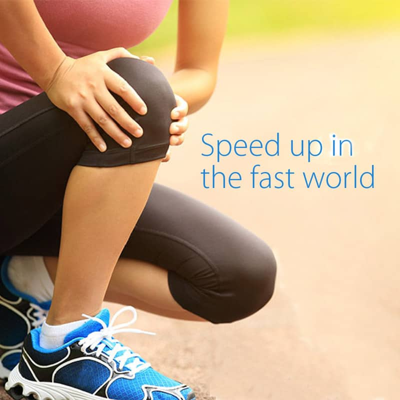 World Class Oxinium & Custom Fit Knee Joint Implants offer 30 years of active life to arthritic patients