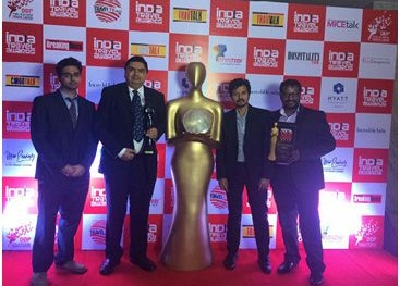 Best Medical Travel Service Provider Award at India